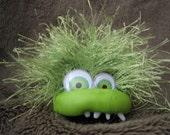 Green Monster Clip