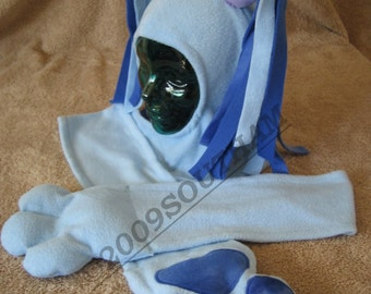 Blue Monster Scoodie