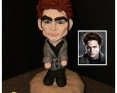 OOAK Twilight Inspired Edward Cullen Sculpture