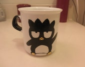 Badtz-Maru Hand Painted Mug