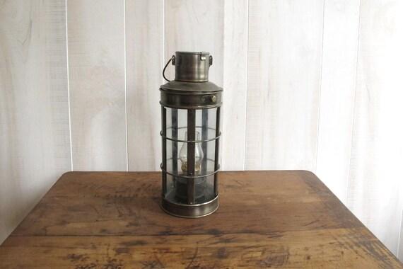Oil Lamp Lantern