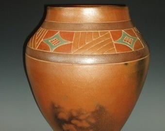 Southwestern Storage Jar