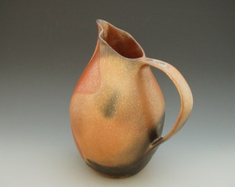 Micaceous Clay Pitcher