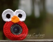 Photography Prop Camera Lens Critter Character Inspired