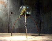 Wardenclyffe Syndrome  -A Sculptural interpretation of our Should-ah-Been Future