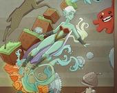 Indie Game Music Bundle Poster
