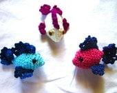 Amigurumi Crochet Pattern - Fish