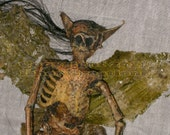 Mummified Faerie Corpse - Tibetan
