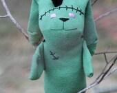 Sock Bunny - Frankenstein