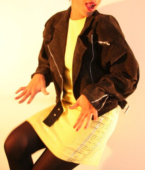 Vinatge leather jacket