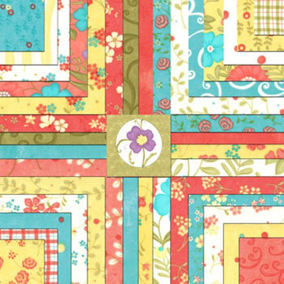 Jelly Roll - Lovely by Sandy Gervais for Moda Fabric
