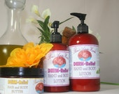 Derm  Relief hand and body lotion for seborric dermatitas