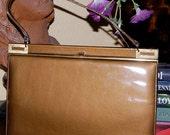 Vintage Nicholas Reich Patent Leather
