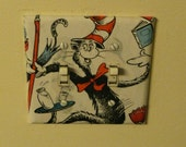 The Cat in the Hat Light Switch Plate (DISCOUNTED)