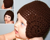 Crochet star wars leia hat pattern for babies and toddlers