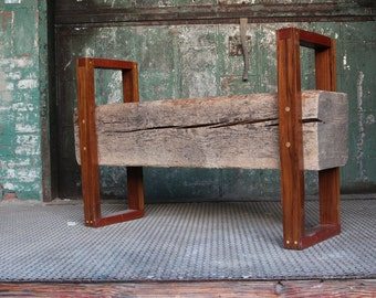 The Flume- bench