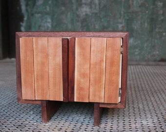 Square Deal- small cabinet