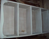 Traditional 4 Shelf Bookcase