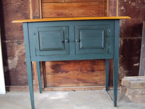 Small Table with Storage