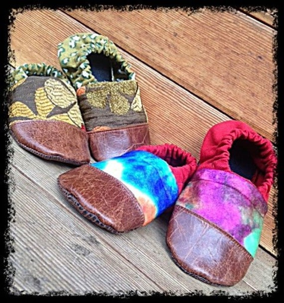 TuffToes Soft Sole Toddler Shoes sz 3-4, 5-6, or 7-8