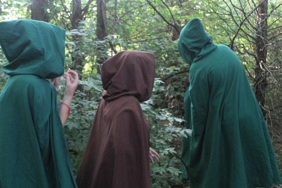 Hobbit Cloak