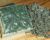 French Green Clay, Eucalyptus, Spearmint, Dead Sea Salt & Goats Milk Soap BATH SET