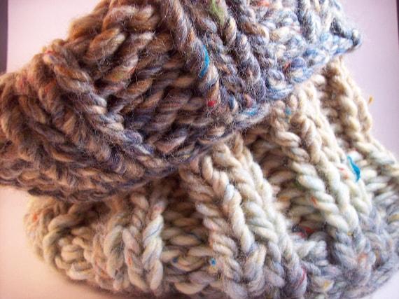 LOST Cowl, knit SALE