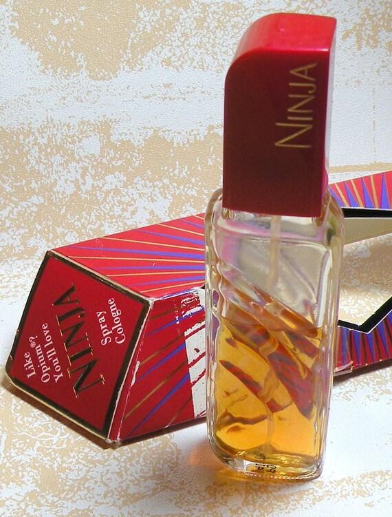 Ninja Spray Cologne Boxed Parfums de Coeur