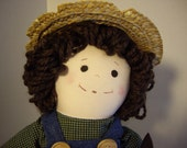 Sale Rag doll Tom Sawyer