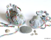 Baby summer sandals , crocheted, white /0-3M