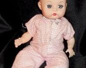 Vintage Vogue Ginnette Madame Alexander Baby Doll