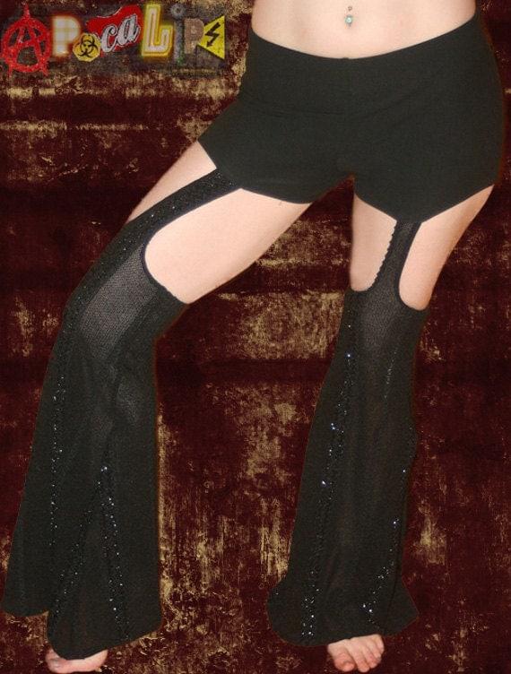 Dark Fusion Belly Dance Pants