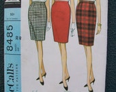 McCalls Vintage Sewing Pattern 1966 - Waist 30