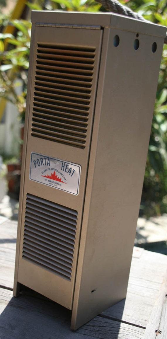 Vintage Porta Heat Camping Heater Portable Heater NEW IN BOX Disaster Prepare Apocalypse