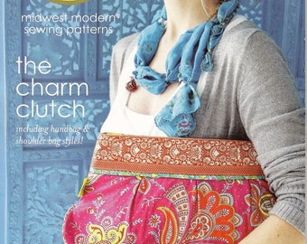 Amy Butler - The Charm Clutch Pattern