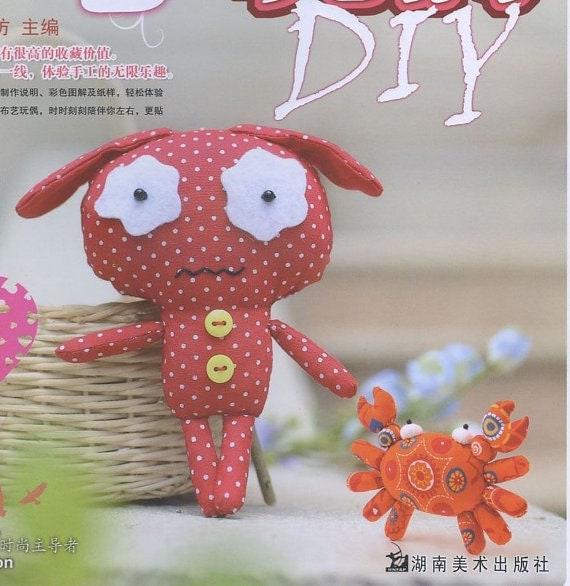 Pdf Sewing Patterns Sewing Little Toys Pdf