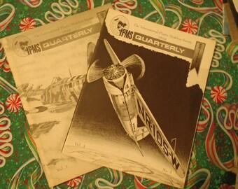 IPMS Quarterly, Volume 3, No. 2 & 3, 1968 Free Shipping