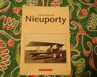 Ceskoslovenske Nieuporty Historicke Sesity magazine