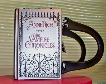 Book Purse: The Vampire Chronicles by Anne Rice - Made to Order