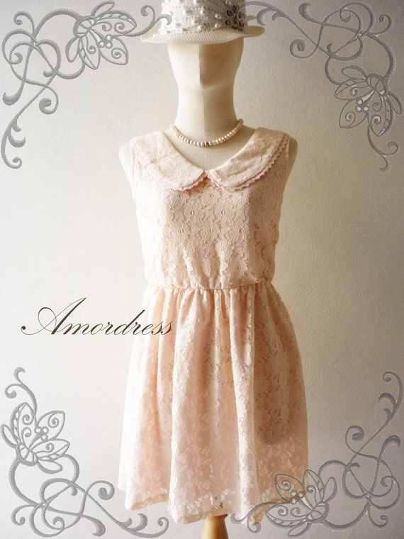 Amor Vintage Inspired- Adore Me-Sleeveless Short Dress or Tunic in Pink Fit S- for Miss Petit