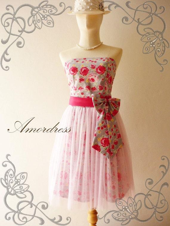 SALE Fairy Tale Party Dress