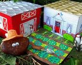 Deluxe Rock Buddy - Farm Set