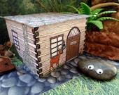 Feldspar Forest Cabin