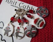 Monkey-ing Around NON SNAG Stitch Markers