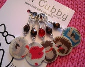 Mrs. Tiggy-Winkle's Friends Knitting NON SNAG Stitch Markers