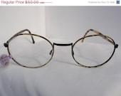 NOS Tommy Hilfiger TH-1 49 Full Rimmed Eye Glass Frames 48 37