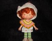 "Vintage Strawberry Shortcake ""Cafe Ole"" Doll"