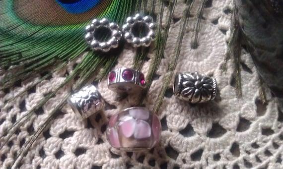 Bead/Charm, European Style, Bundle , for European Style Bracelets, Large hole beads