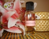 Japanese Cherry Blossom Body & Masage Oil 4 oz