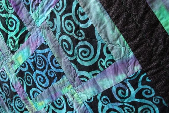 CLEARANCE SALE Klimt Patchwork Quilt by PingWynny